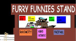 Furry Funnies Stand